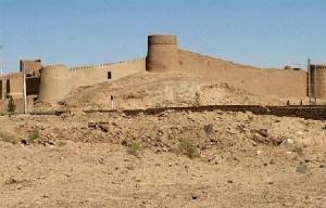 anar2 300x192 ارگ تاریخی شهرستان انار کرمان