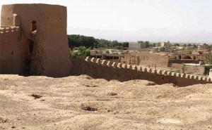 anar3 300x185 ارگ تاریخی شهرستان انار کرمان