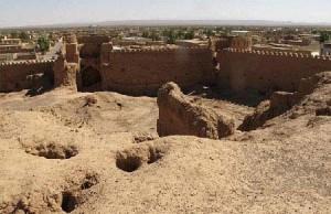 anar4 300x194 ارگ تاریخی شهرستان انار کرمان