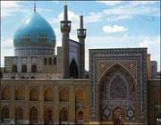 goharshad1 مسجد گوهرشاد مسجدی از گردنبند الماس