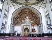 goharshad2 مسجد گوهرشاد مسجدی از گردنبند الماس