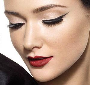 cat eye makeup look جدیدترین مدل آرایش چشم دخترانه