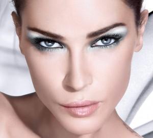 color tattoo model shot 300x271 جدیدترین مدل آرایش چشم دخترانه