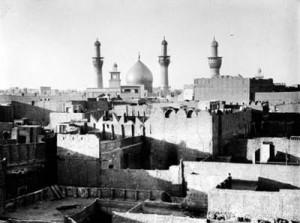 hhi3250 300x223 حرم امام حسین صلوات الله علیه چگونه ساخته شد؟