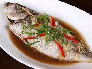 th4 طرز پخت ماهی بخارپز